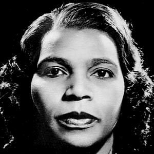 Marian Anderson net worth