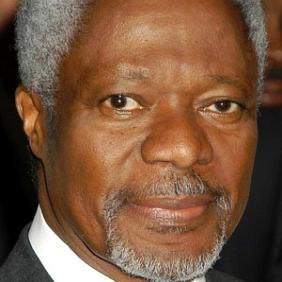 Kofi Annan net worth