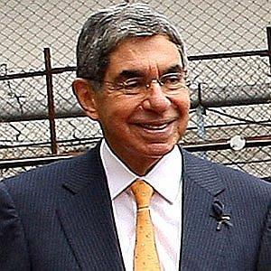 Oscar Arias net worth