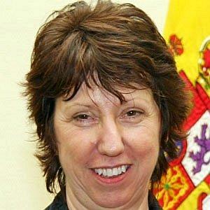 Catherine Ashton net worth