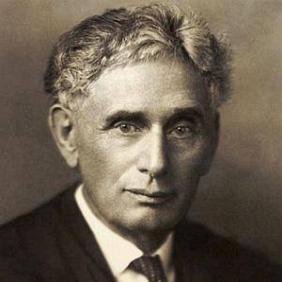 Louis Brandeis net worth