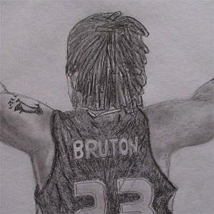 CJ Bruton net worth