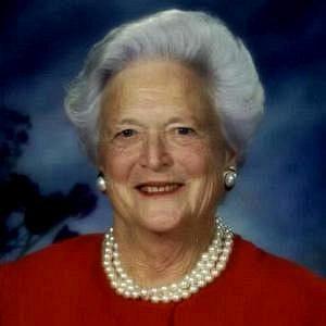 Barbara Bush net worth