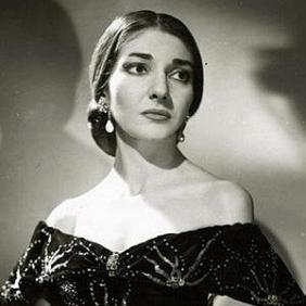 Maria Callas net worth