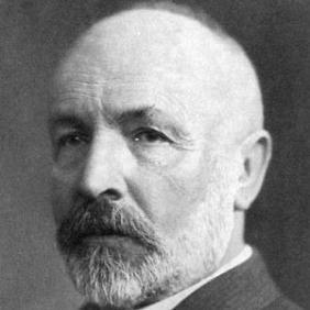 Georg Cantor net worth