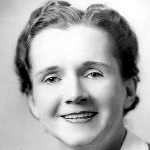 Rachel Carson net worth