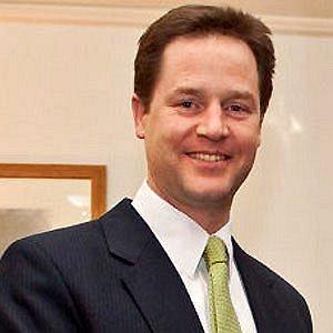 Nick Clegg net worth
