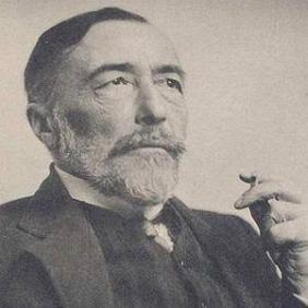 Joseph Conrad net worth