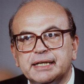 Bettino Craxi net worth