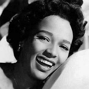 Dorothy Dandridge net worth