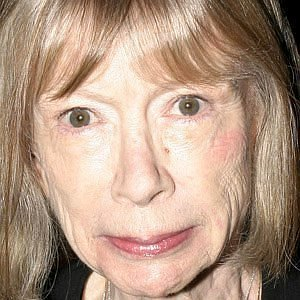 Joan Didion net worth
