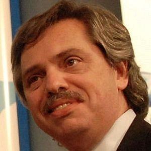 Alberto Fernandez net worth