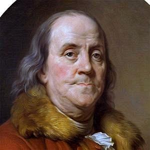 Benjamin Franklin net worth