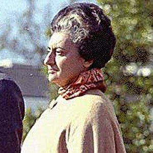 Indira Gandhi net worth