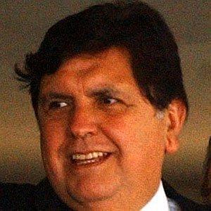 Alan Garcia net worth