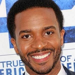 Andre Holland net worth