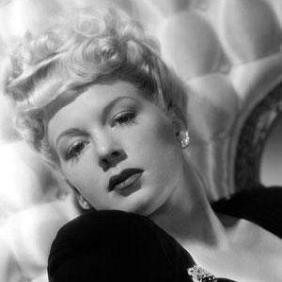 Betty Hutton net worth
