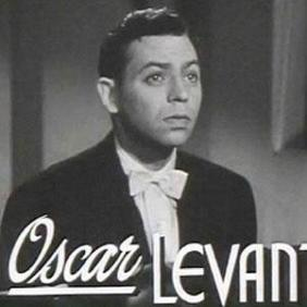 Oscar Levant net worth