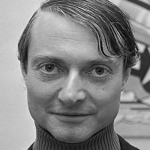 Roy Lichtenstein net worth