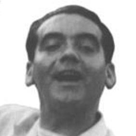 Federico Garcia Lorca net worth