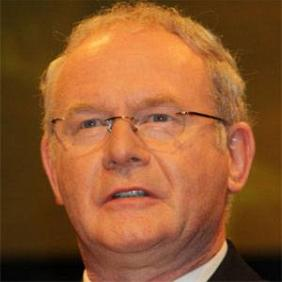 Martin McGuinness net worth