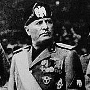Benito Mussolini net worth