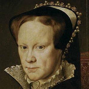 Mary I of England net worth
