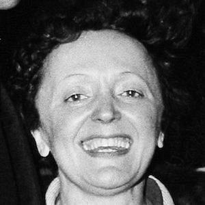 Edith Piaf net worth