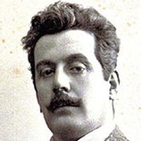 Giacomo Puccini net worth