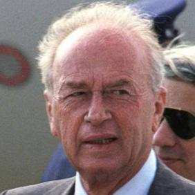 Yitzhak Rabin net worth