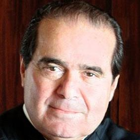Antonin Scalia net worth
