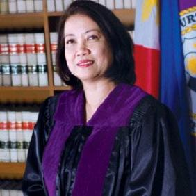 Maria Lourdes Sereno net worth