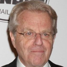 Jerry Springer net worth