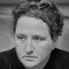 Gertrude Stein net worth