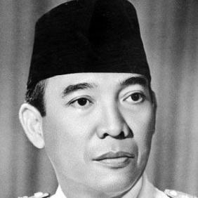 Sukarno net worth