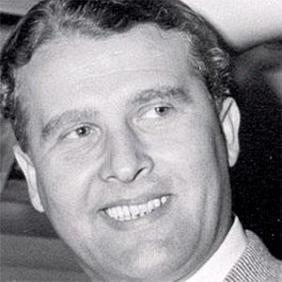 Wernher Von Braun net worth