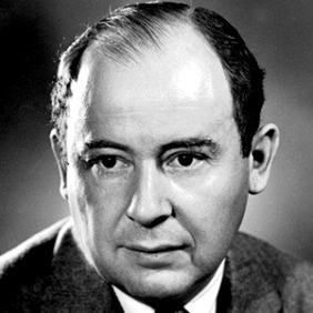 John von Neumann net worth
