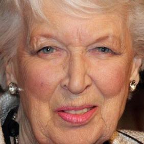 June Whitfield net worth